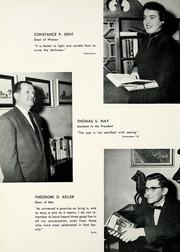 Page 14, 1957 Edition, Lebanon Valley College - Quittapahilla Yearbook (Annville, PA) online yearbook collection