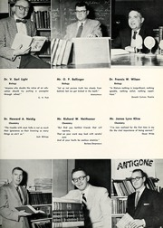 Page 15, 1957 Edition, Lebanon Valley College - Quittapahilla Yearbook (Annville, PA) online yearbook collection