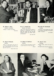 Page 16, 1957 Edition, Lebanon Valley College - Quittapahilla Yearbook (Annville, PA) online yearbook collection
