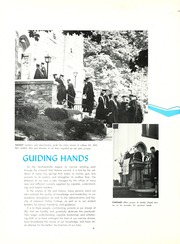 Page 8, 1964 Edition, Lebanon Valley College - Quittapahilla Yearbook (Annville, PA) online yearbook collection