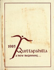 Page 1, 1985 Edition, Lebanon Valley College - Quittapahilla Yearbook (Annville, PA) online yearbook collection