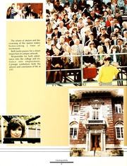 Page 10, 1986 Edition, Lebanon Valley College - Quittapahilla Yearbook (Annville, PA) online yearbook collection