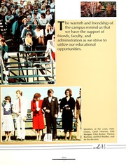 Page 11, 1986 Edition, Lebanon Valley College - Quittapahilla Yearbook (Annville, PA) online yearbook collection