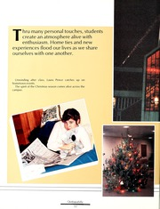 Page 16, 1986 Edition, Lebanon Valley College - Quittapahilla Yearbook (Annville, PA) online yearbook collection