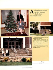 Page 9, 1986 Edition, Lebanon Valley College - Quittapahilla Yearbook (Annville, PA) online yearbook collection