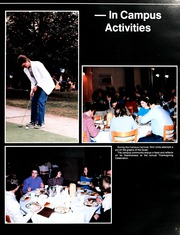 Page 11, 1987 Edition, Lebanon Valley College - Quittapahilla Yearbook (Annville, PA) online yearbook collection