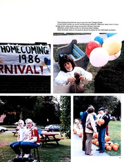 Page 15, 1987 Edition, Lebanon Valley College - Quittapahilla Yearbook (Annville, PA) online yearbook collection