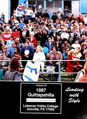 Page 5, 1987 Edition, Lebanon Valley College - Quittapahilla Yearbook (Annville, PA) online yearbook collection