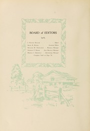 Page 14, 1930 Edition, Elizabethtown College - Conestogan / Etonian Yearbook (Elizabethtown, PA) online yearbook collection