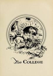 Page 15, 1930 Edition, Elizabethtown College - Conestogan / Etonian Yearbook (Elizabethtown, PA) online yearbook collection