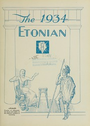 Page 7, 1934 Edition, Elizabethtown College - Conestogan / Etonian Yearbook (Elizabethtown, PA) online yearbook collection