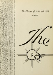 Page 6, 1939 Edition, Elizabethtown College - Conestogan / Etonian Yearbook (Elizabethtown, PA) online yearbook collection
