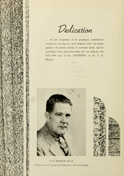 Page 8, 1939 Edition, Elizabethtown College - Conestogan / Etonian Yearbook (Elizabethtown, PA) online yearbook collection
