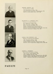 Page 16, 1941 Edition, Elizabethtown College - Conestogan / Etonian Yearbook (Elizabethtown, PA) online yearbook collection