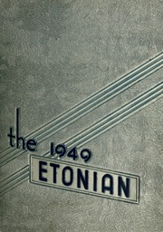 Elizabethtown College - Conestogan / Etonian Yearbook (Elizabethtown, PA) online yearbook collection, 1949 Edition, Page 1