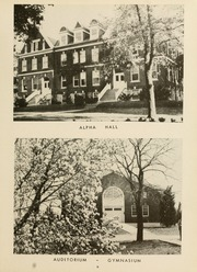 Page 13, 1951 Edition, Elizabethtown College - Conestogan / Etonian Yearbook (Elizabethtown, PA) online yearbook collection