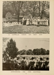 Page 14, 1951 Edition, Elizabethtown College - Conestogan / Etonian Yearbook (Elizabethtown, PA) online yearbook collection