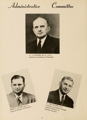 Page 16, 1951 Edition, Elizabethtown College - Conestogan / Etonian Yearbook (Elizabethtown, PA) online yearbook collection