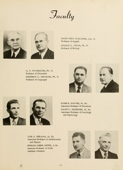 Page 17, 1951 Edition, Elizabethtown College - Conestogan / Etonian Yearbook (Elizabethtown, PA) online yearbook collection