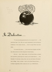 Page 9, 1951 Edition, Elizabethtown College - Conestogan / Etonian Yearbook (Elizabethtown, PA) online yearbook collection