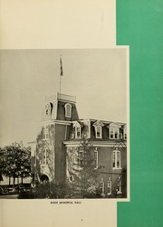 Page 11, 1953 Edition, Elizabethtown College - Conestogan / Etonian Yearbook (Elizabethtown, PA) online yearbook collection