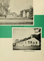 Page 12, 1953 Edition, Elizabethtown College - Conestogan / Etonian Yearbook (Elizabethtown, PA) online yearbook collection