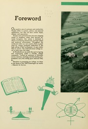 Page 6, 1953 Edition, Elizabethtown College - Conestogan / Etonian Yearbook (Elizabethtown, PA) online yearbook collection
