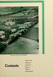 Page 7, 1953 Edition, Elizabethtown College - Conestogan / Etonian Yearbook (Elizabethtown, PA) online yearbook collection