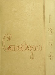 Page 1, 1954 Edition, Elizabethtown College - Conestogan / Etonian Yearbook (Elizabethtown, PA) online yearbook collection