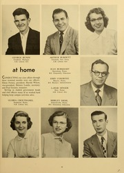 Page 13, 1954 Edition, Elizabethtown College - Conestogan / Etonian Yearbook (Elizabethtown, PA) online yearbook collection