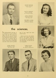 Page 16, 1954 Edition, Elizabethtown College - Conestogan / Etonian Yearbook (Elizabethtown, PA) online yearbook collection