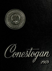 Page 1, 1959 Edition, Elizabethtown College - Conestogan / Etonian Yearbook (Elizabethtown, PA) online yearbook collection