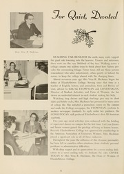 Page 10, 1961 Edition, Elizabethtown College - Conestogan / Etonian Yearbook (Elizabethtown, PA) online yearbook collection