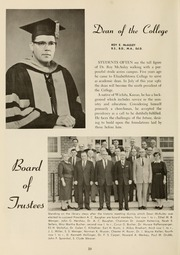 Page 16, 1961 Edition, Elizabethtown College - Conestogan / Etonian Yearbook (Elizabethtown, PA) online yearbook collection
