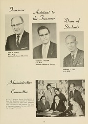 Page 17, 1961 Edition, Elizabethtown College - Conestogan / Etonian Yearbook (Elizabethtown, PA) online yearbook collection