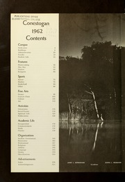 Page 6, 1962 Edition, Elizabethtown College - Conestogan / Etonian Yearbook (Elizabethtown, PA) online yearbook collection