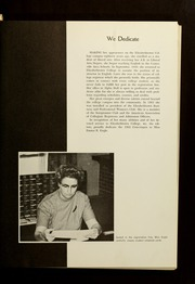 Page 9, 1962 Edition, Elizabethtown College - Conestogan / Etonian Yearbook (Elizabethtown, PA) online yearbook collection