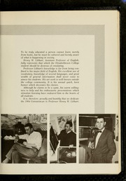 Page 13, 1964 Edition, Elizabethtown College - Conestogan / Etonian Yearbook (Elizabethtown, PA) online yearbook collection