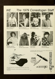 Page 6, 1979 Edition, Elizabethtown College - Conestogan / Etonian Yearbook (Elizabethtown, PA) online yearbook collection