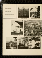 Page 6, 1980 Edition, Elizabethtown College - Conestogan / Etonian Yearbook (Elizabethtown, PA) online yearbook collection