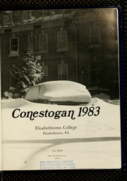 Page 5, 1983 Edition, Elizabethtown College - Conestogan / Etonian Yearbook (Elizabethtown, PA) online yearbook collection