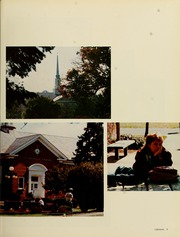 Page 13, 1988 Edition, Elizabethtown College - Conestogan / Etonian Yearbook (Elizabethtown, PA) online yearbook collection