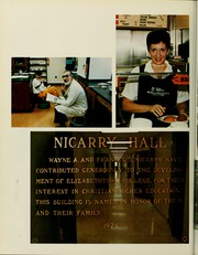 Page 16, 1988 Edition, Elizabethtown College - Conestogan / Etonian Yearbook (Elizabethtown, PA) online yearbook collection