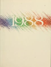 Page 3, 1988 Edition, Elizabethtown College - Conestogan / Etonian Yearbook (Elizabethtown, PA) online yearbook collection