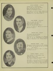 Page 14, 1937 Edition, East Huntingdon High School - Mirror Yearbook (Alverton, PA) online yearbook collection