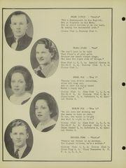 Page 16, 1937 Edition, East Huntingdon High School - Mirror Yearbook (Alverton, PA) online yearbook collection
