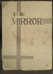 1939 Edition, East Huntingdon High School - Mirror Yearbook (Alverton, PA)