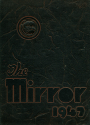 1947 Edition, East Huntingdon High School - Mirror Yearbook (Alverton, PA)