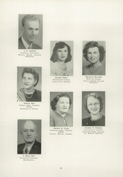 Page 10, 1948 Edition, East Huntingdon High School - Mirror Yearbook (Alverton, PA) online yearbook collection