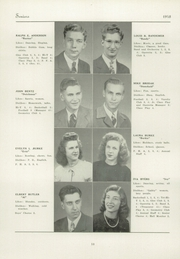 Page 14, 1948 Edition, East Huntingdon High School - Mirror Yearbook (Alverton, PA) online yearbook collection